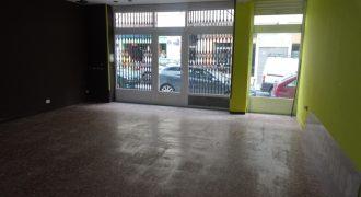 Local comercial, Tino Grandío
