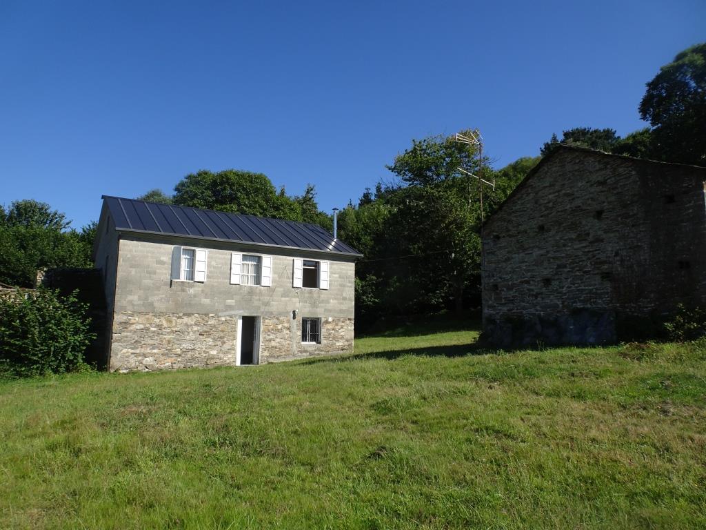 Casa de piedra de 4 dormitorios, Duancos-Castro de Rei