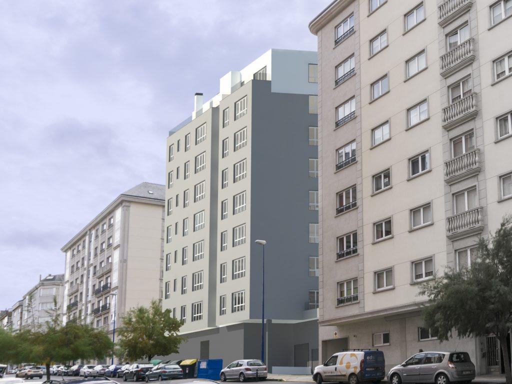 Piso de 4 dormitorios, Avda. de Vilaverde
