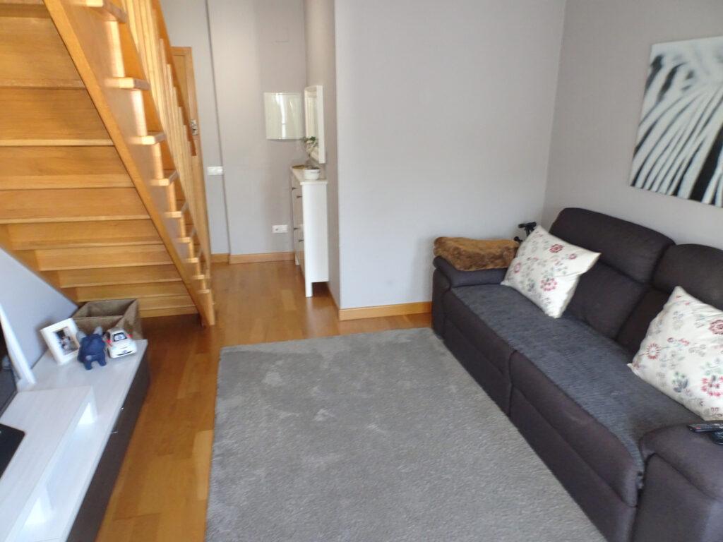 Apartamento dúplex de 2 dormitorios, Rúa Mondoñedo