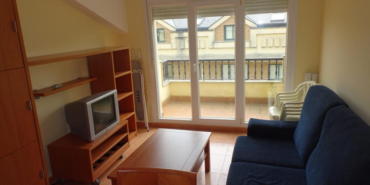 Ático de 2 dormitorios, Rúa Viladaide – Barreiros