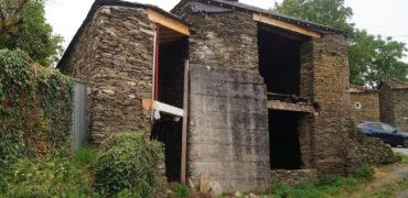 Casa de piedra, Coeses