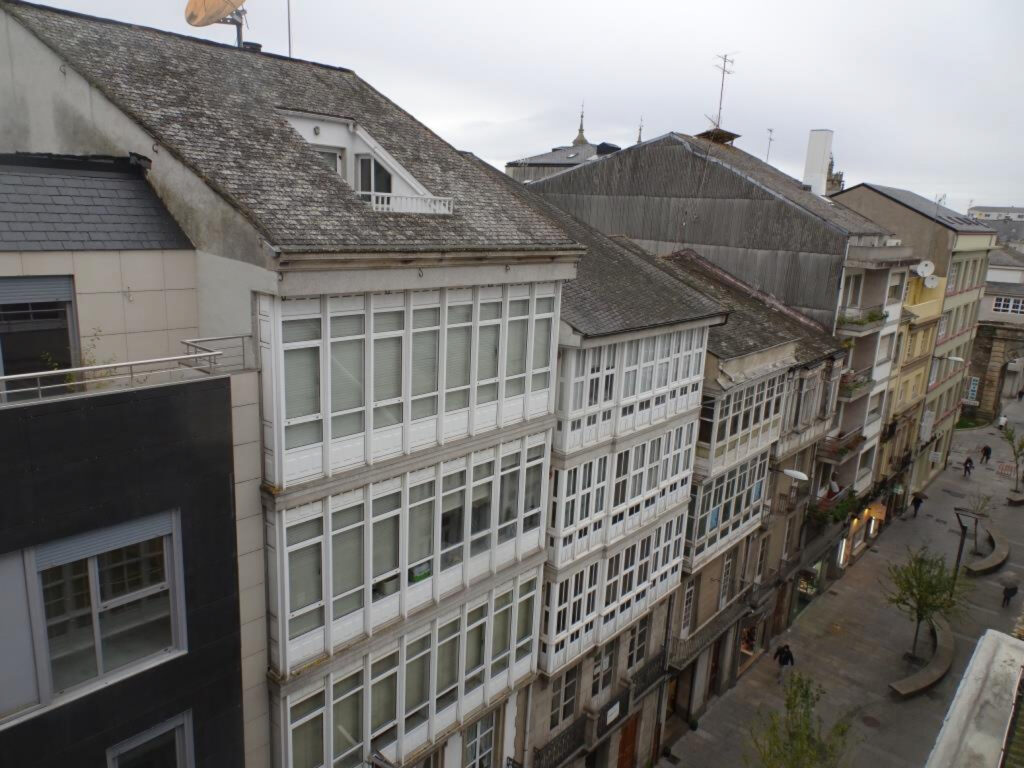 Dúplex de 3 dormitorios, Anxo López Pérez