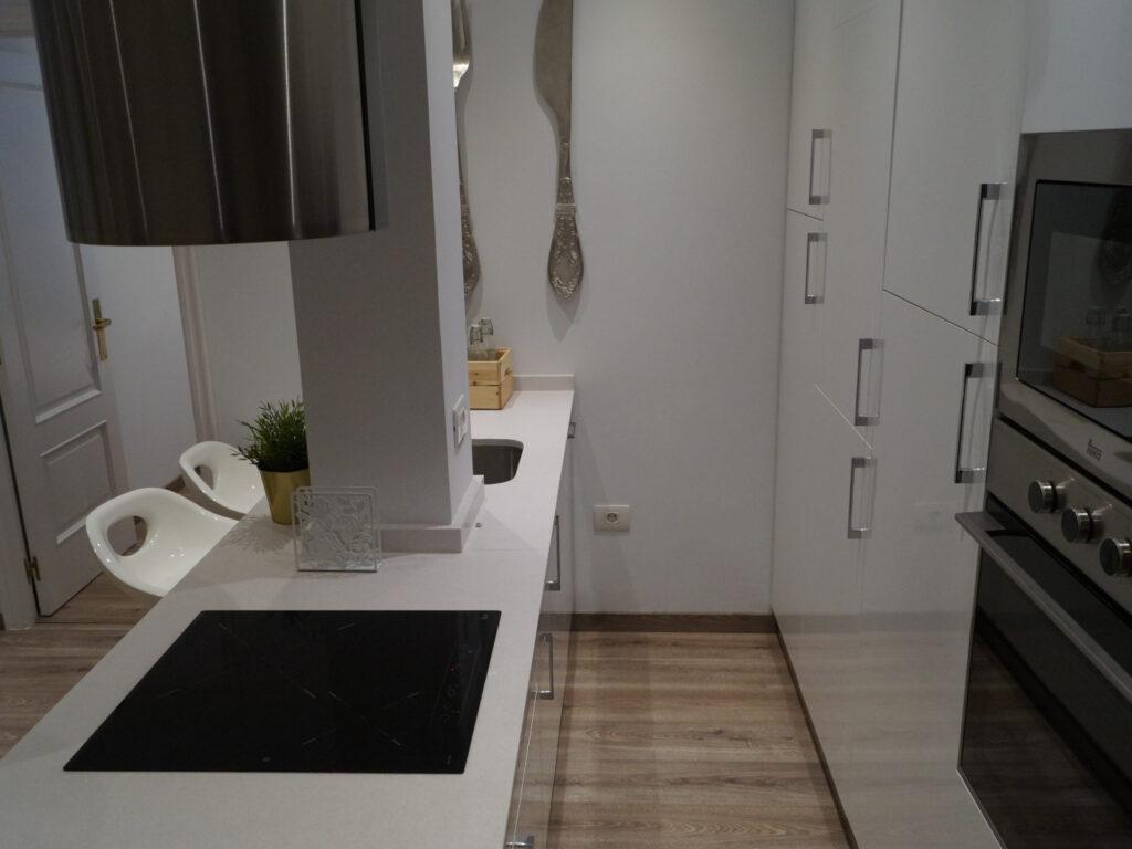 Apartamento de 2 dormitorios, Calle San Pedro