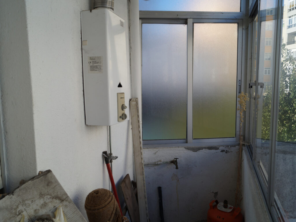 Estudio de 1 dormitorios, Túnel de Oural